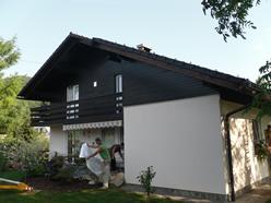 Barvanje lesenih delov po RAL lestvici